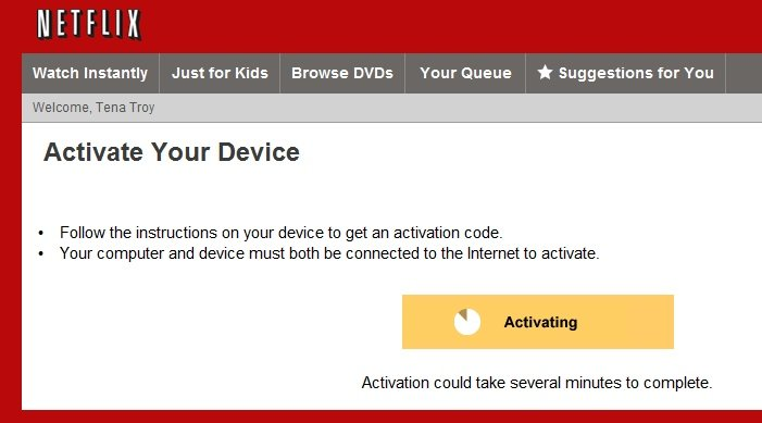 how to know hows on your netflix account