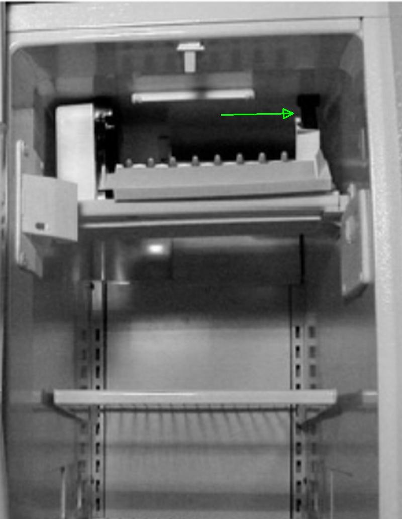 Whirlpool Refrigerator Freezer Mod Gd5rhaxnq00 S N