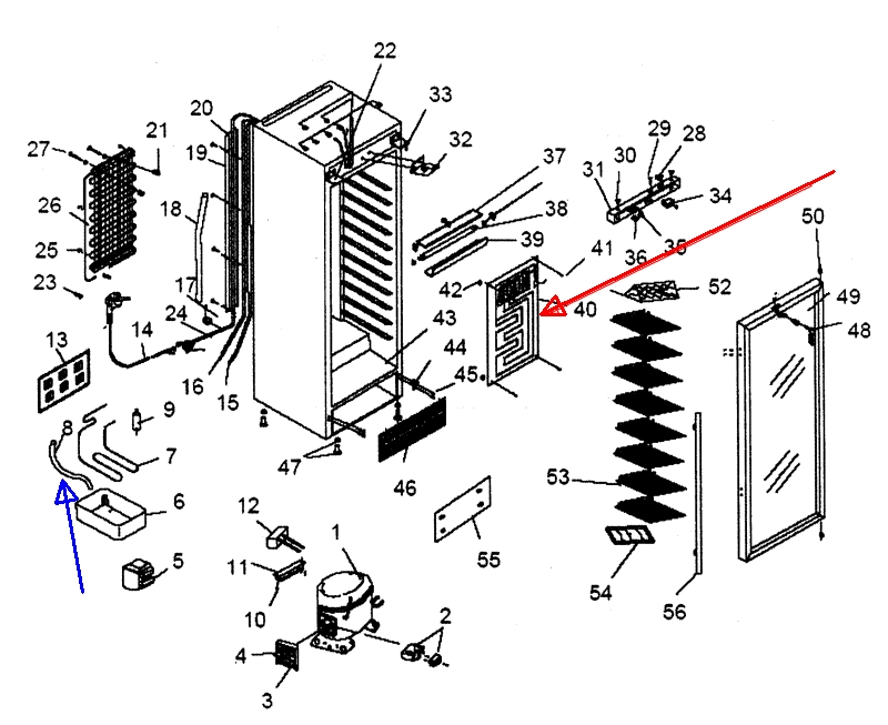 haier mini fridge thermostat wiring diagram haier mini fridge not cooling wiring diagram