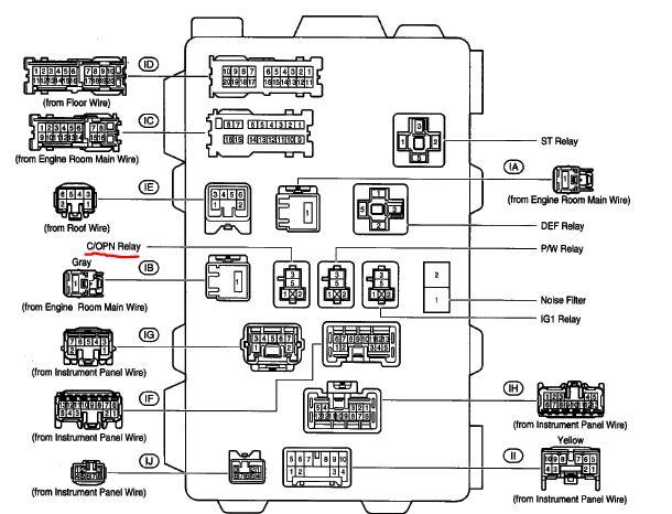 Toyota Tacoma Fuse Box Diagram Car Tuning Car Tuning