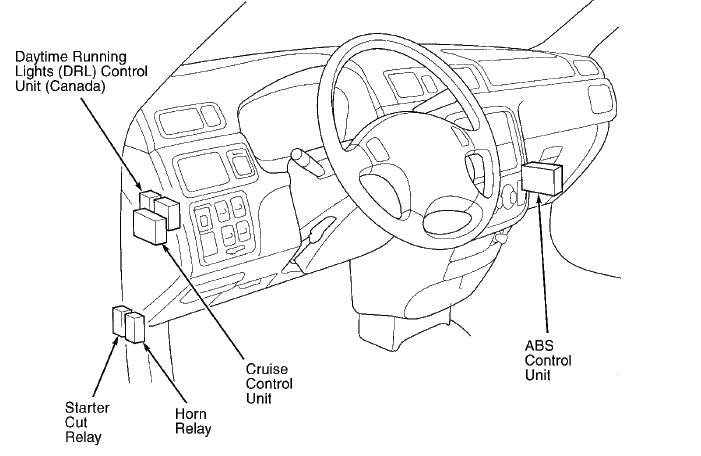 diagram of 2003 honda accord