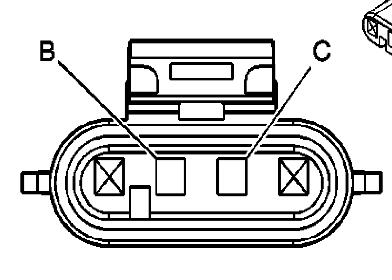 gm cadillac cadillac alternator on a boat has a small plug graphic