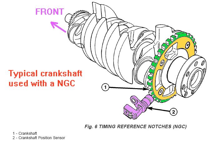 how to change pt cruiser camshaft sensor