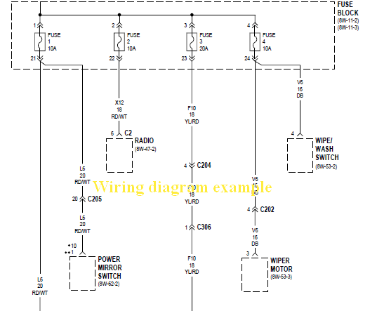 on Dodge Caliber Power Window Wiring Diagram