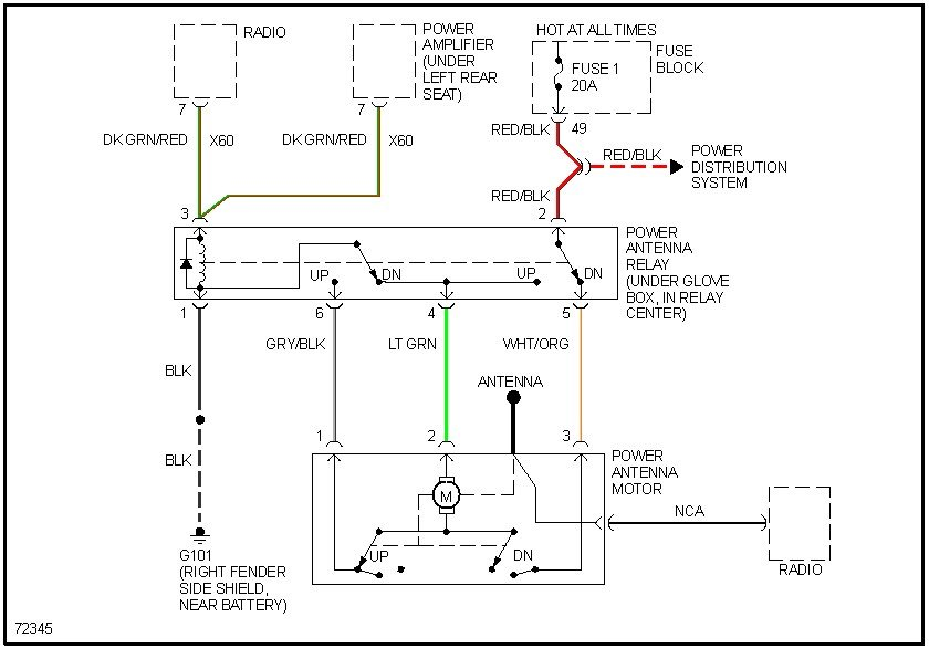 Vag 21 Under Voltage Relay Wiring Diagram : I have a jeep gr cherokee cig lighter power port is
