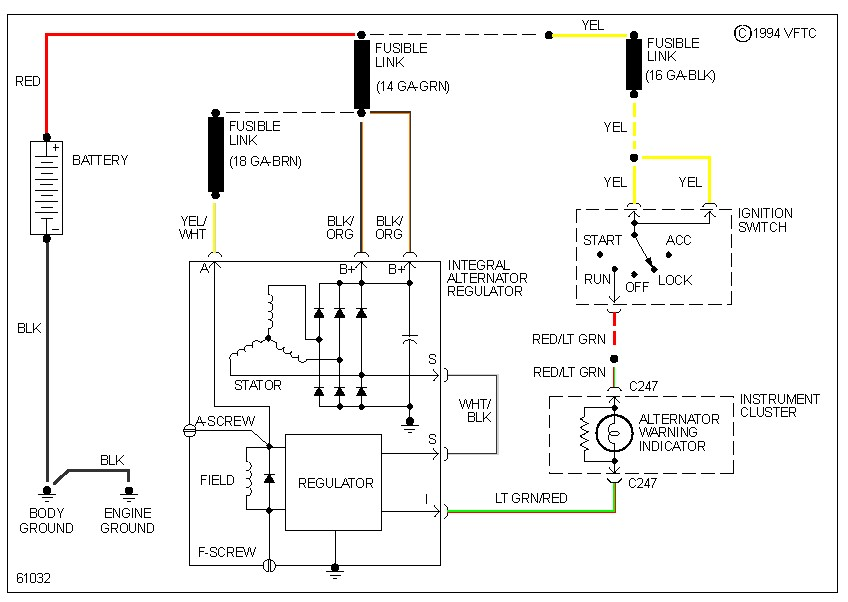 89 ford f250 wiring diagrams