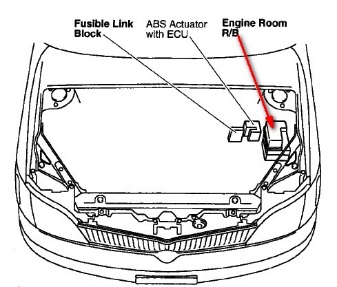 2001 honda accord horn diagram  2001  free engine image
