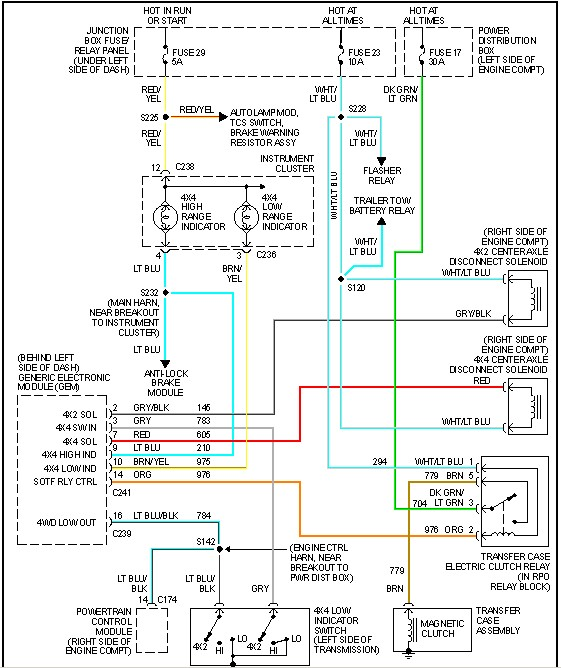 31 1997 Ford F150 Wiring Diagram