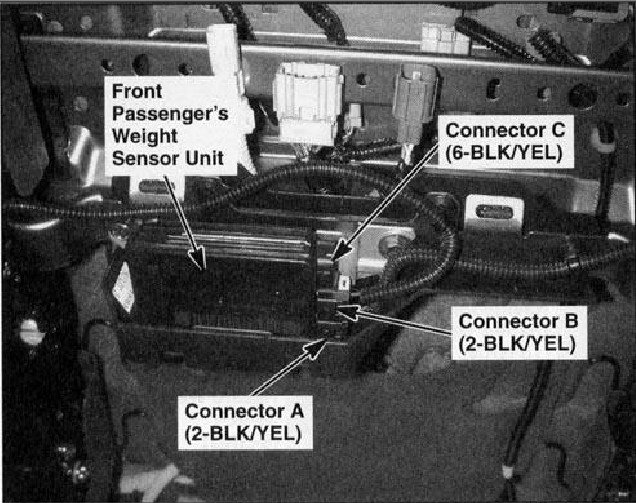 Honda Pilot Air Bag Sensor Location Get Free Image About Wiring Diagram