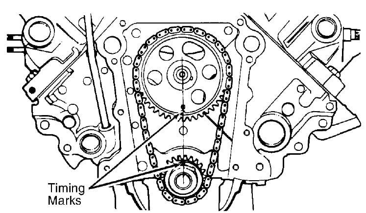 service manual  2011 jeep liberty timing chain diagram