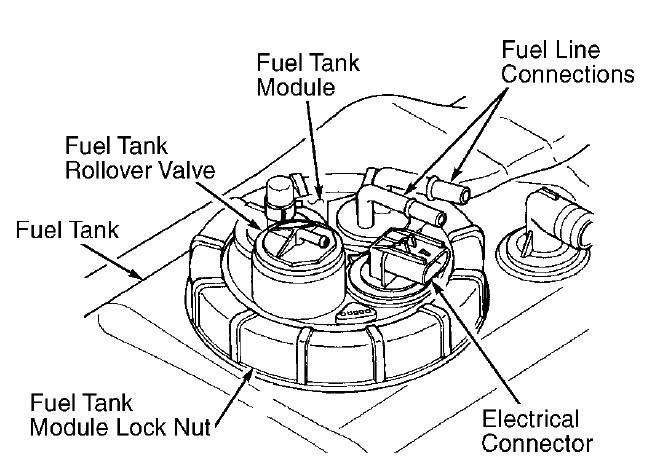 dodge dynasty fuel tank diagram  dodge  free engine image