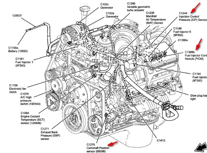 2005 ford super duty wiring diagrams with Justanswer   Ford 2f9r52005fordf250enginediagramsuperdutypowerstrokediesel on Exploded View Results additionally Ford F 250 Fuse Panel Diagram Ford Automotive Wiring Diagrams With Regard To 2005 F250 Fuse Box Diagram moreover Schematics a also 490543 Freeze Frame Code furthermore 237324 1975 Ford F150 Ranger Restoration 2.