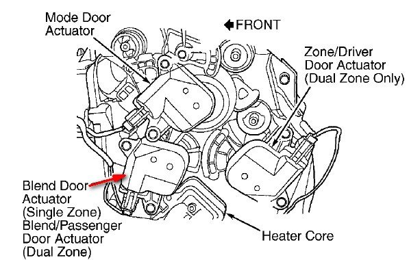 dodge challenger door diagram html