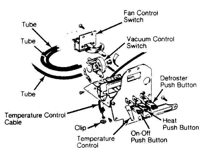 2004 jeep cherokee heater diagram i am trying to restore a 1987 wrangler to near original ... 1987 jeep cherokee heater wiring #14