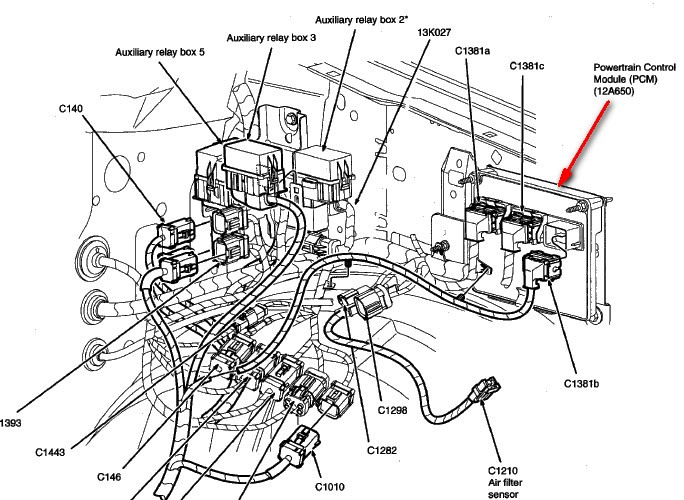 2009 Ford F 150 Fuse Box Under Hood further Ford 5 0 Liter Engine Problems together with 97 Ford F150 4 6 Engine Diagram besides 2003 Ford F250 6 0l Power Stroke Fuse Box as well Engine Diagram Triton 4 6 Liter. on 1997 ford f 150 4 6 timing chain diagram