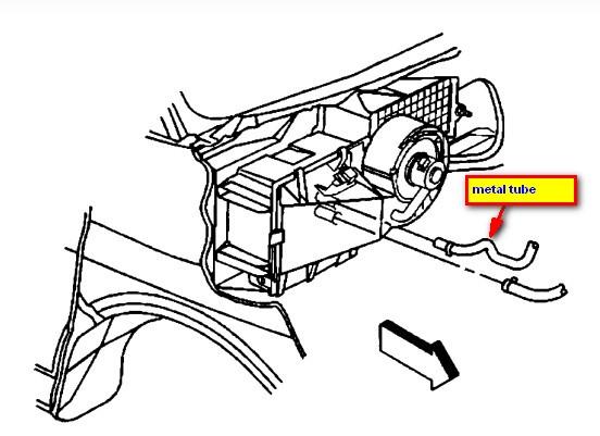 Service manual [2004 Chevrolet Express 3500 Heater Blower ...