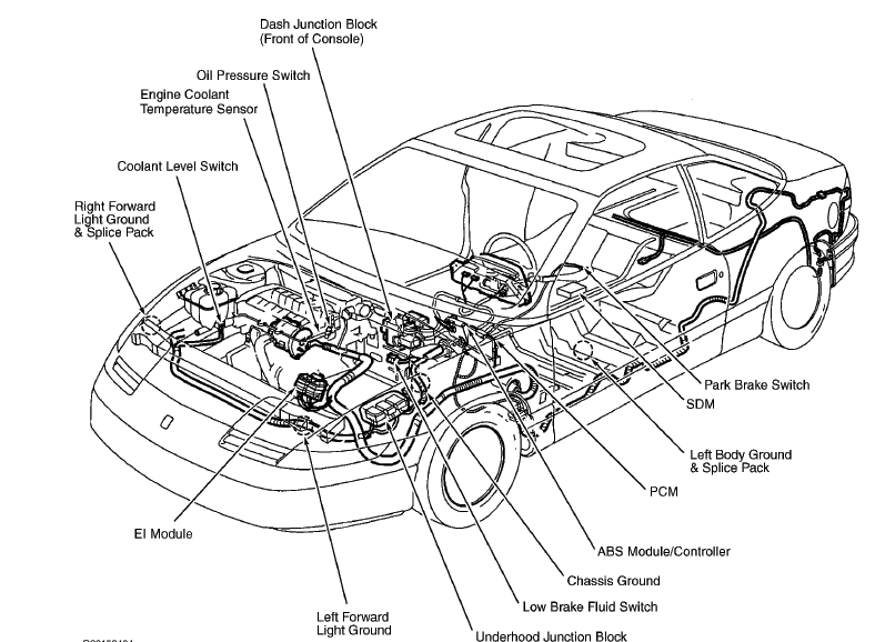 saturn sc2 engine diagram  saturn  free engine image for