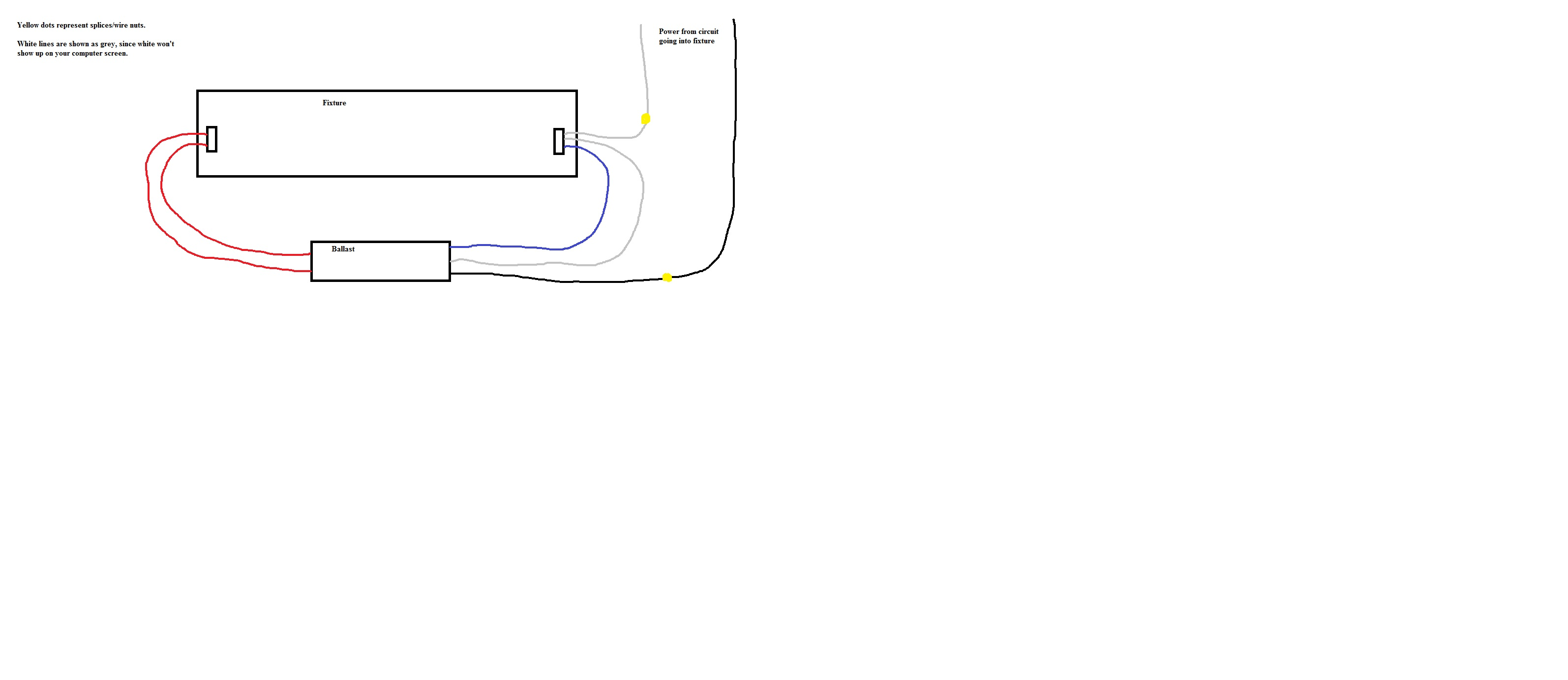 t8 fluorescent ballast wiring diagram solidfonts led fluorescent replacement wiring diagram nilza net