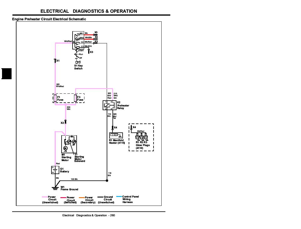 John Deere 5203 Wiring Schematics Trusted Diagrams 4500c Fuse Box Diagram Auto Electrical U2022 Maintenance Schedule