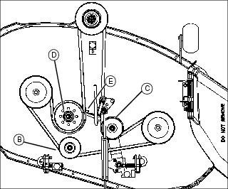 John Deere Transmission moreover Hp Kawasaki Engine Ebay Html besides 8i2y1 Husband Replacing Belts Old John Deere Riding in addition 155050 Blower Belt Routing Model 42 A also Wiring Diagram For Gx85. on john deere 180 belt diagram
