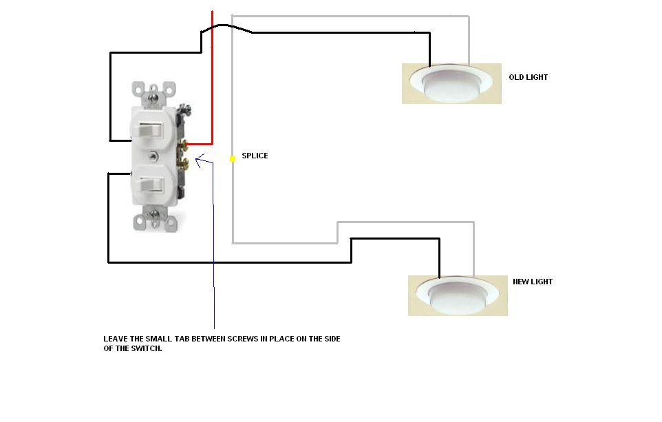 35 Leviton Double Switch Wiring Diagram