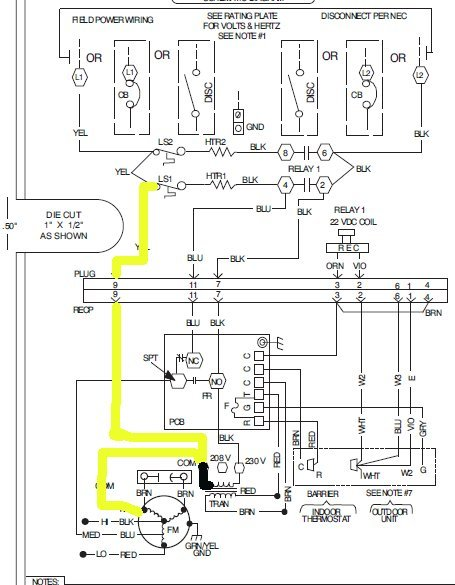 wiring diagram for heat pump thermostat  u2013 the wiring diagram  u2013 readingrat net