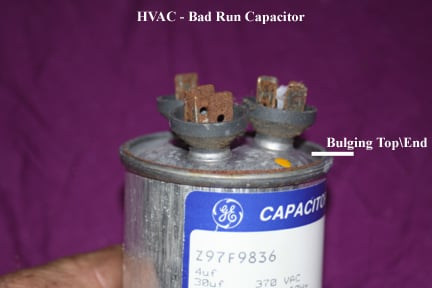 I have a 350mav just replace the inducer fan furnace and for Blower motor capacitor symptoms