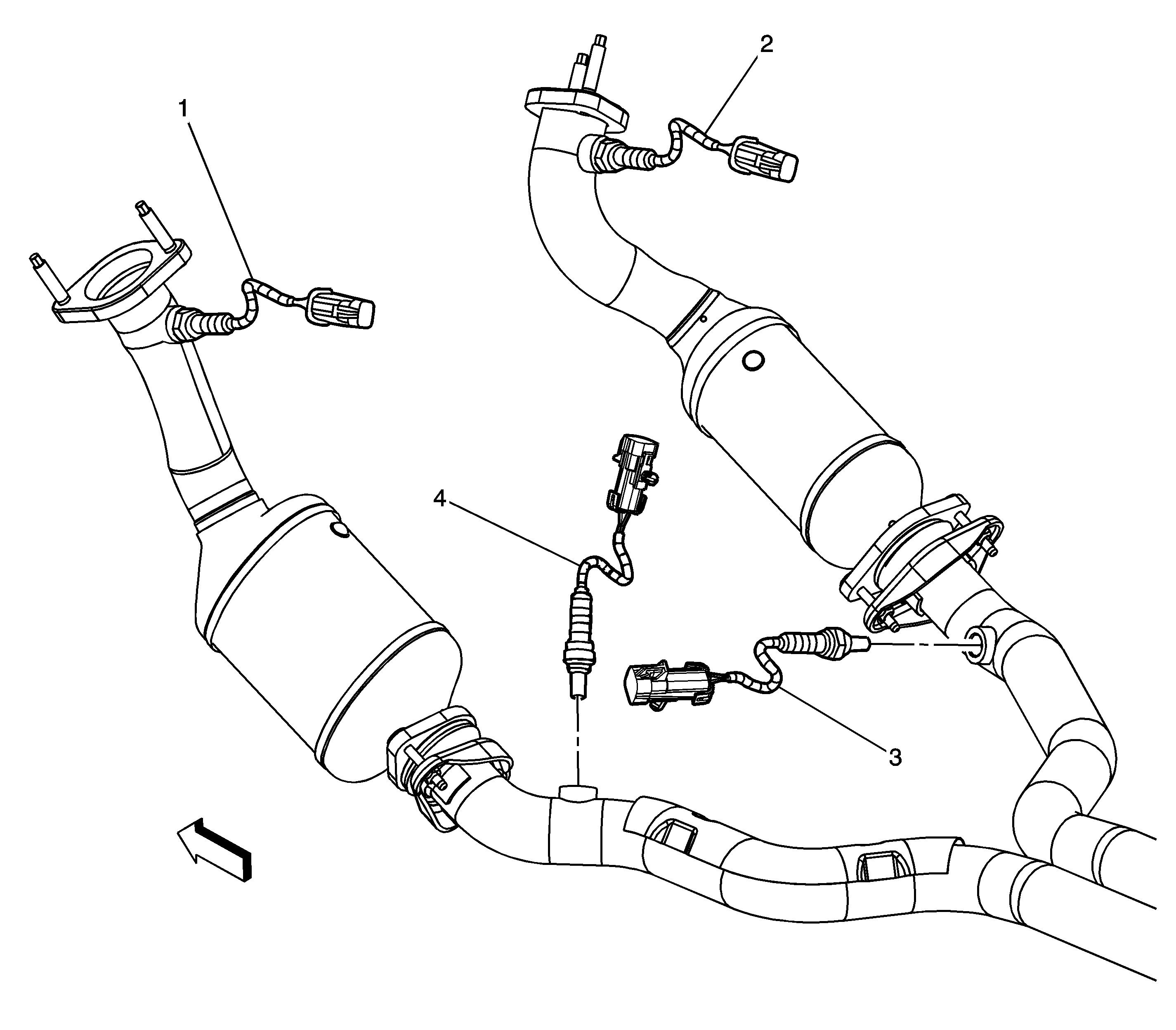 p0420 cadillac sts