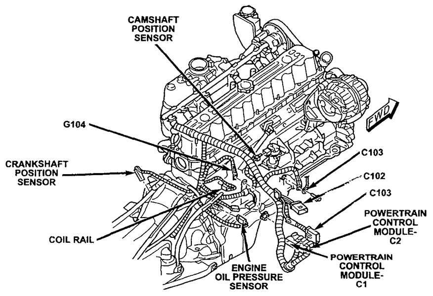 2005 Chevy Equinox Engine Diagram likewise Cat C13 Wiring Diagram as well P0125 2004 nissan maxima in addition Sensor De Temperatura Ford Fusión 2006 furthermore 1995 F150 Ford 5 8 Liter Engine Coolant Temperature Sensor Location Wiring Diagrams. on ford oil sending unit location