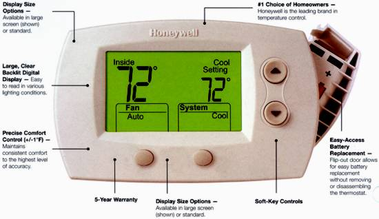 my thermostat does not illuminate and i am unable to adjust