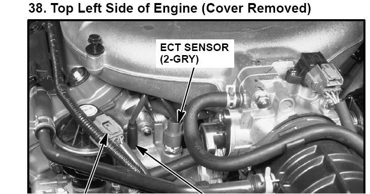 Acura: following codes..(Engine Coolant Temp Sensor 1 ...