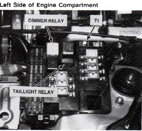 no dash lights or running lights brake lights work head