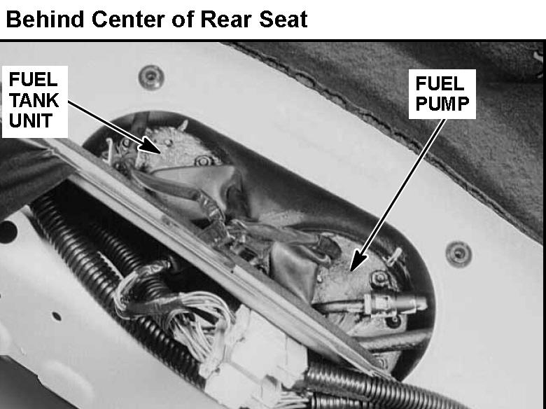 acura rl fuel pump relay location  acura  free engine