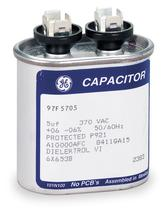 capacitor on a Goodman heat pump