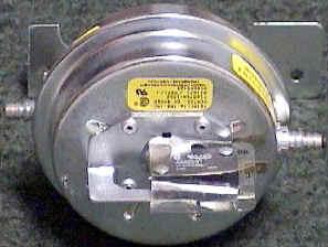 I Have A Pressure Switch Indicator Light Code On My Rheem