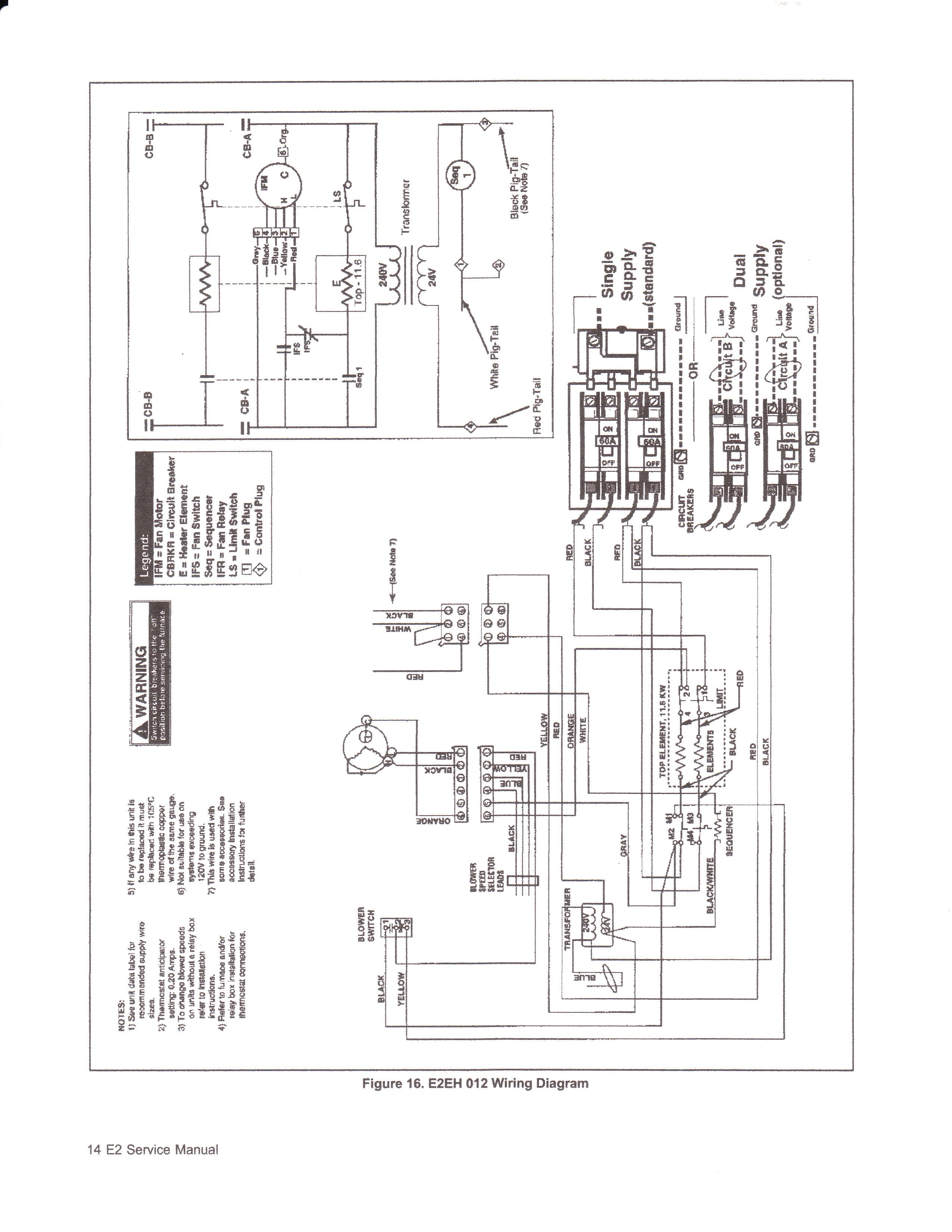 furnace blower wiring diagram heat strip intertherm wiring diagram heat intertherm electric furnace e2eb-012ha runs briefly,shuts ...