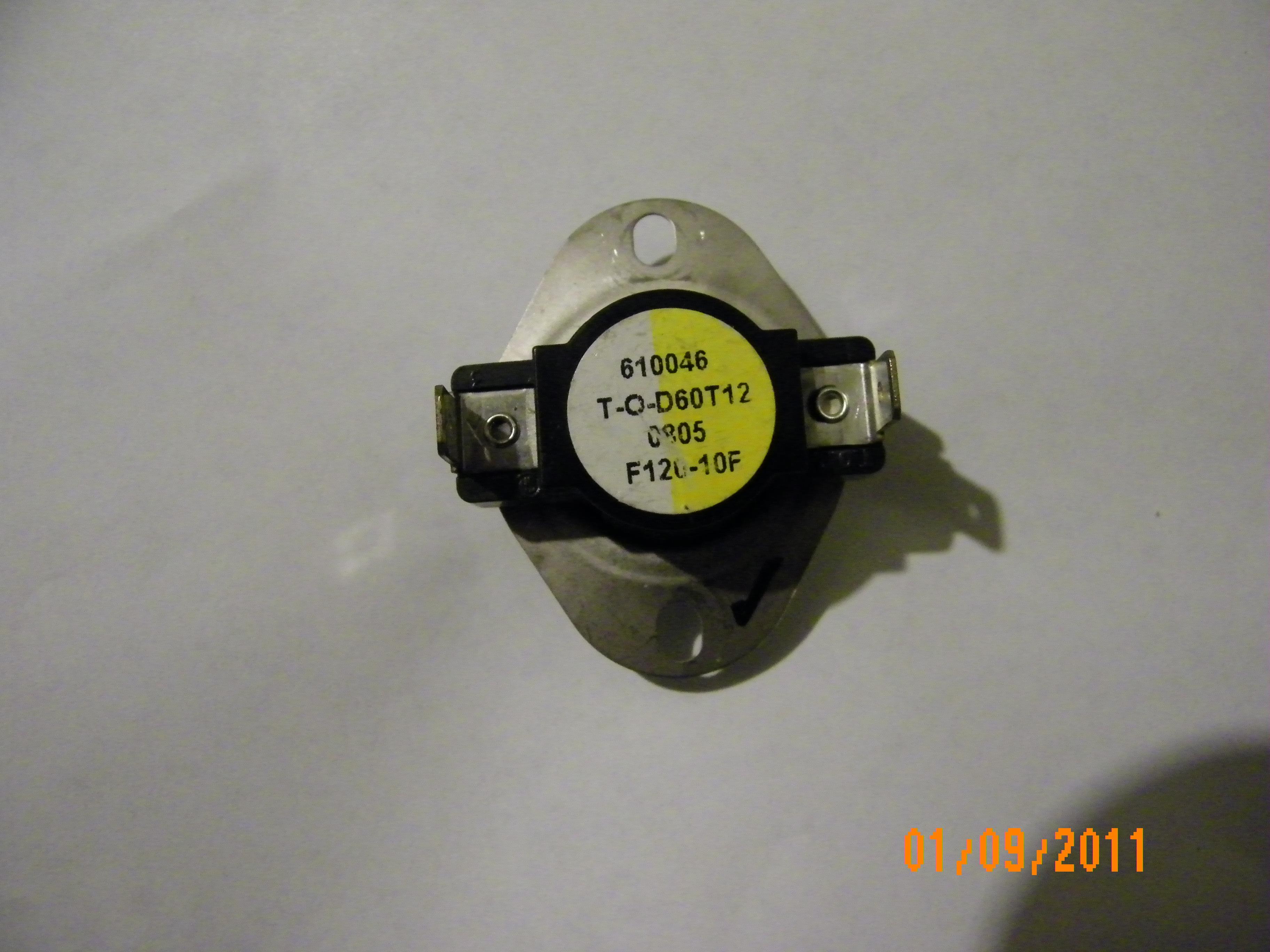 I Have A Lennox Whisper Heat Furnace Model G02q4 5 125 1