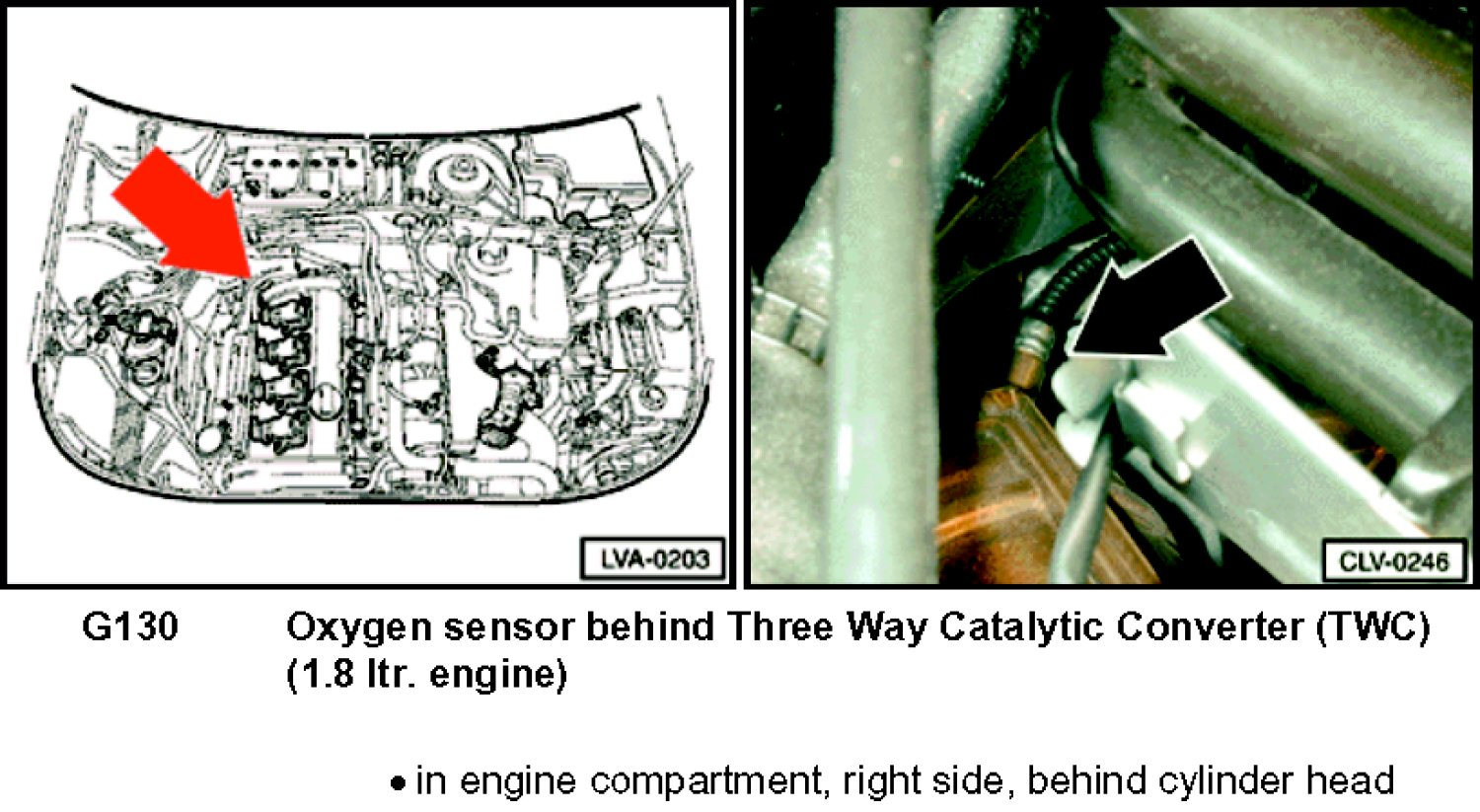 O2 Sensor Location On 2005 Vw Jetta O2 Free Engine Image