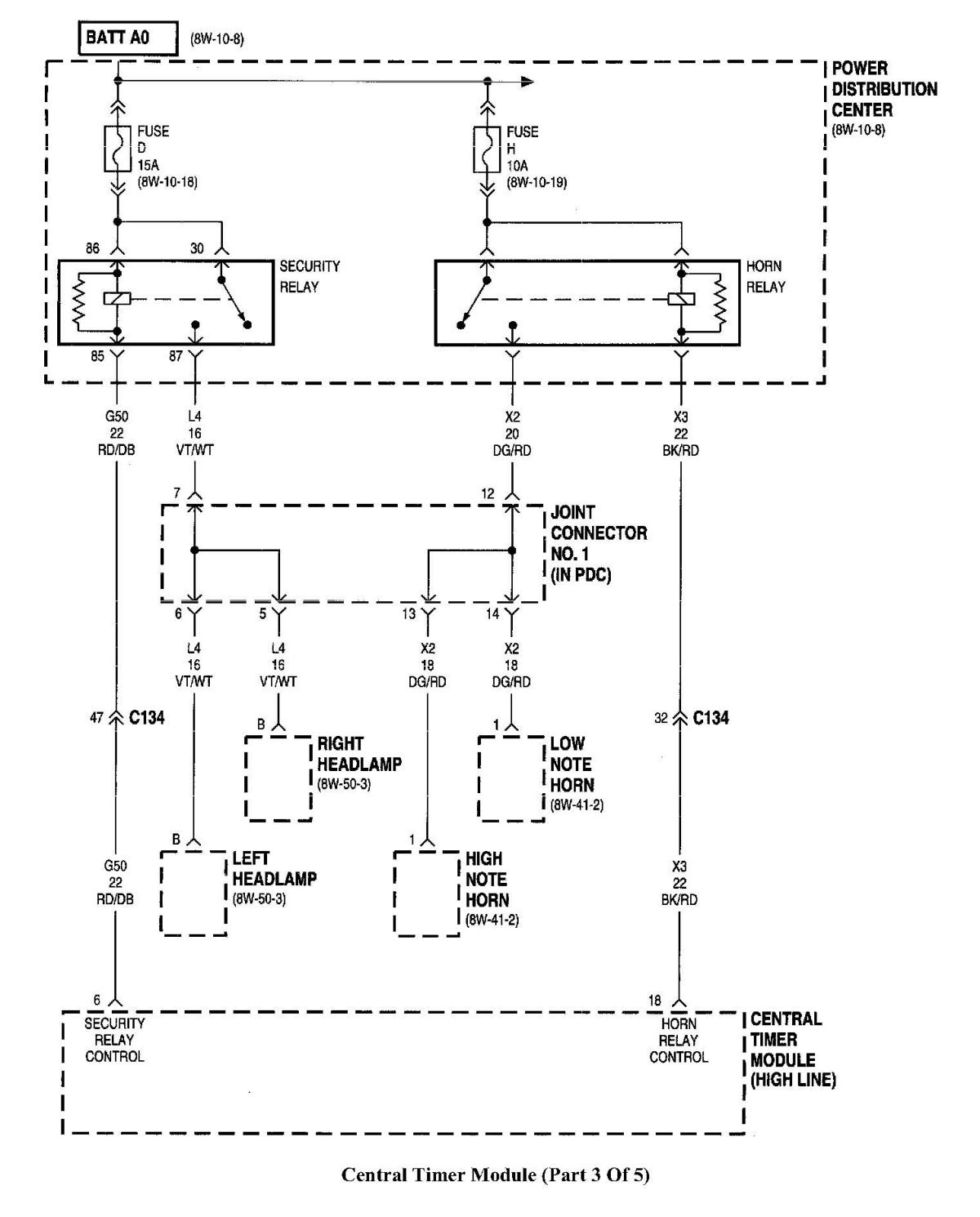2005 Dodge Ram Wiring Diagram: 1998 Dodge Ram 2500  headlights  the light switch from the wiring,