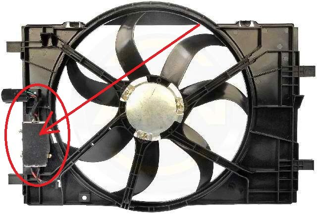 Cooling Fan Issue