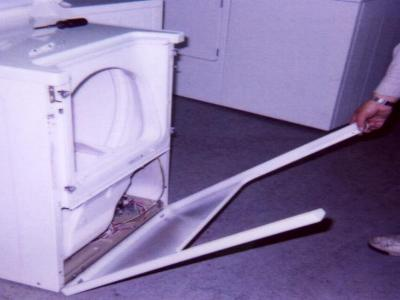 I Have A Maytag Neptune Dc Model Mce8000ayw That Vent