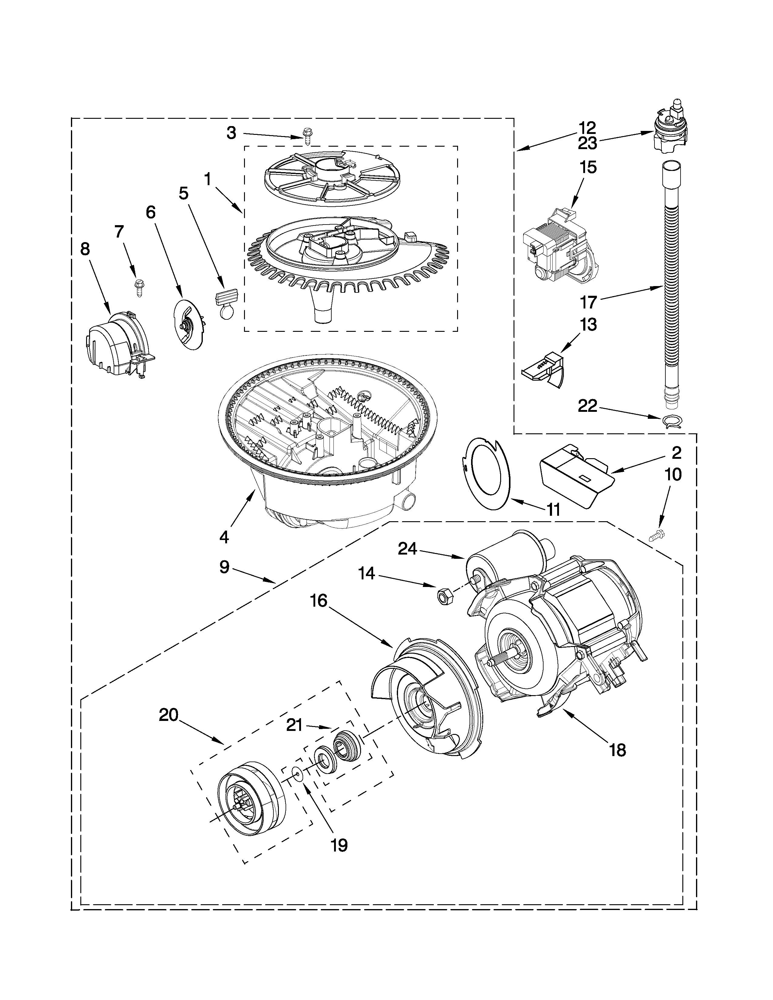 kenmore dishwasher model  665 13743k601  3 5 yrs old