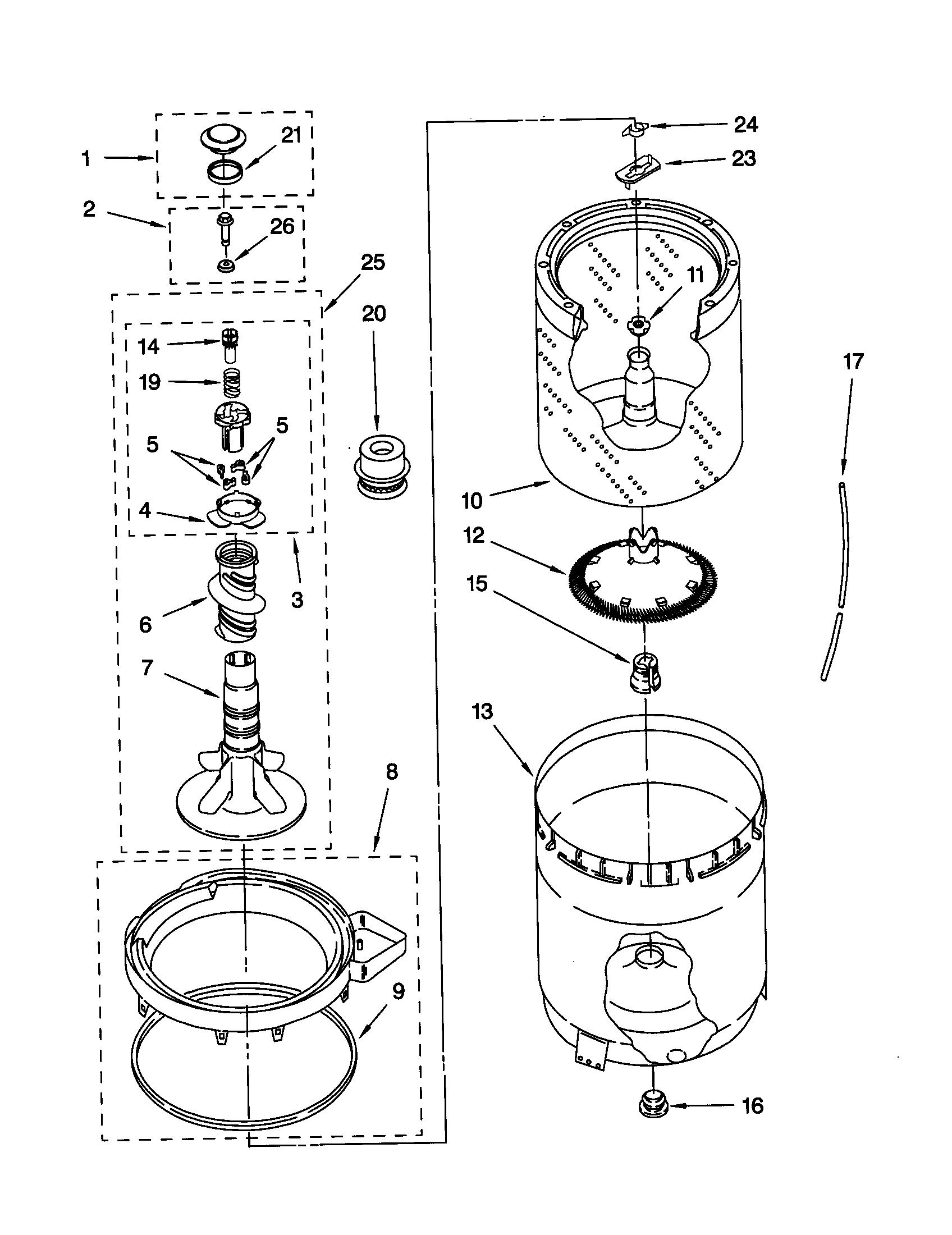 Kenmore 90 Series Washer Parts Diagram | Kenmore 70 Series Washing Machine Repair Manual 2019 Ebook Library