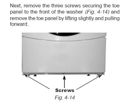 maytag 3000 series washer manual