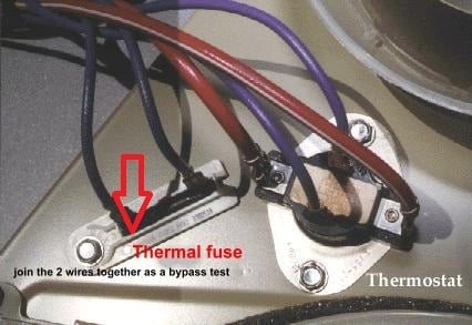 I Have A Sears Kenmore 80 Series Gas Dryer The Problem