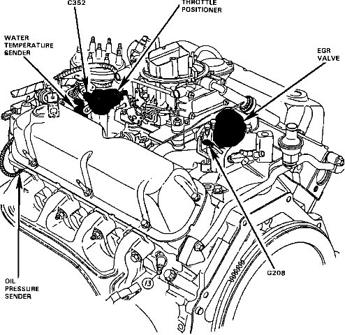 460 Ford Water Temperature Sending Unit Location on 2003 ford f150 wiring diagram