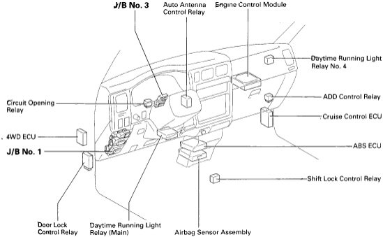 2008 scion xd wiring diagram
