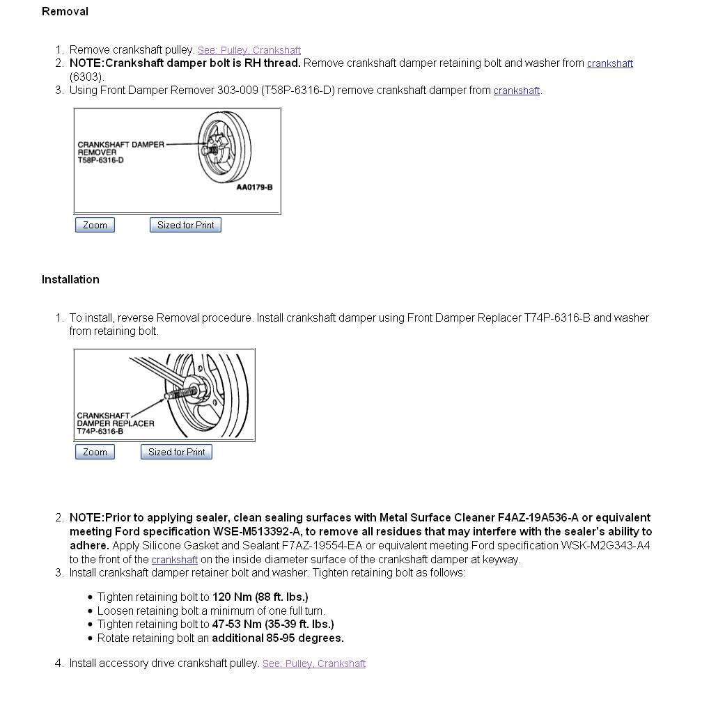 harmonic balancer puller instructions