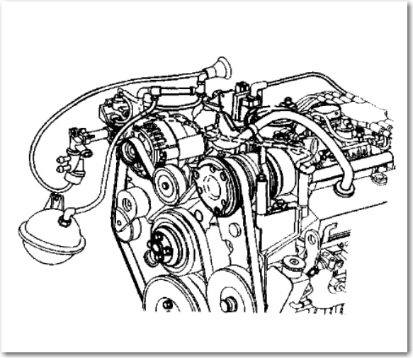 hose diagram chevy colorado html