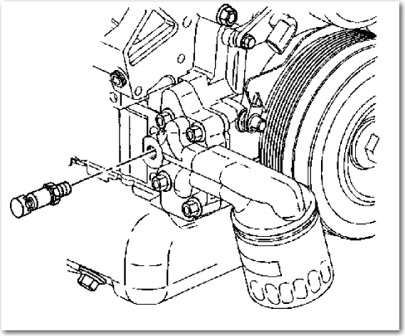 08 Pontiac G6 Engine Diagram